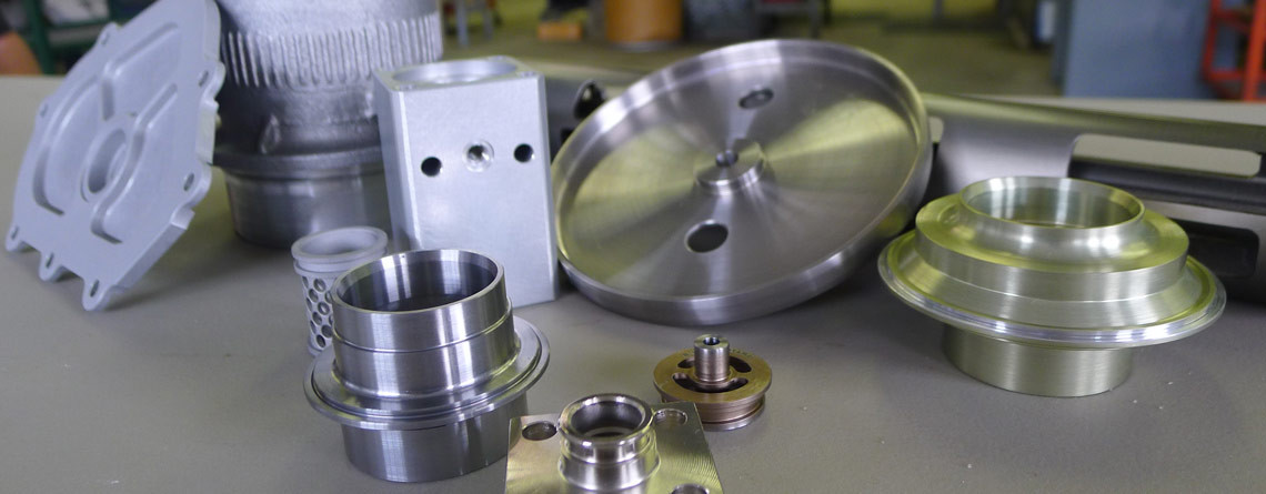 Examples of Machined Products